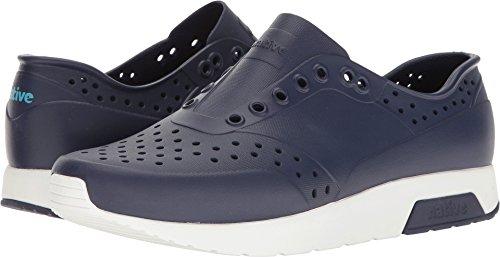 Native Shoes Lennox Water Shoe, Regatta Blue/Shell White, 8 Men