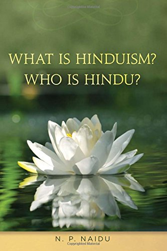 What is Hinduism? Who is Hindu?