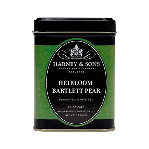 (Harney and Sons Heirloom Bartlett Pear Loose Tea, 3 Ounce)