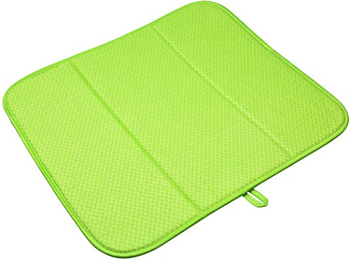 Sinland Microfiber Dish Drying Mat for Kitchen Extra Large C