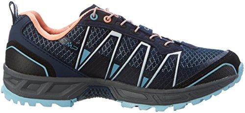Cmp Damen Altak Traillaufschuhe Blau (b.blue-cristal-peach Fluo 54ae)