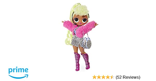 LOL Surprise! OMG Lady Diva Fashion Doll with 20 Surprises