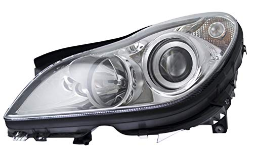 HELLA 008821051 Driver Side Headlight Assembly
