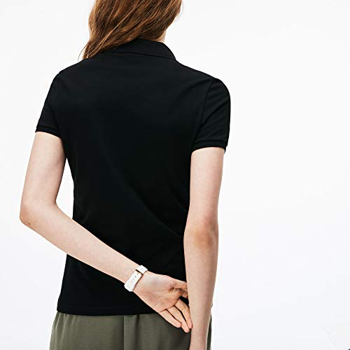 031 Polo Femme Noir black Lacoste UBYqwTII
