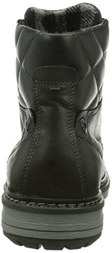 FRETZ botas cuero caño Negro hombre Schwarz Noir 51 bajo de de men Stone rE1nwSq4rC