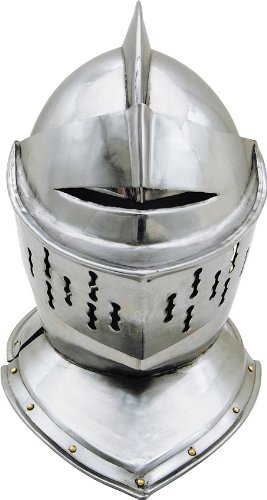 SZCO Supplies Close European Medieval Helmet