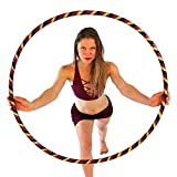 Adult Beginner Hula Hoop (All That Glitters, Small - 36'' Diameter)