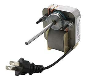 Broan heater replacement vent fan motor 97010254 9 for Kitchen exhaust fan motor