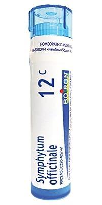 Boiron Homeopathic Medicine Symphytum Officinale, 30C Pellets, 80 Count Tube