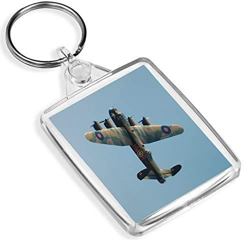 Avro Lancaster Bomber Keyring - IP02 - RAF Air Force Plane Cool Gift #13086