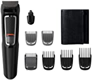 Aparador de Pelos Barbeador Philips Multigroom 8 em 1 MG3730/15