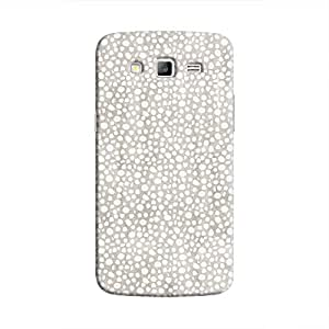 Cover It Up - Silver Pebbles Mosaic Galaxy J7 Hard Case