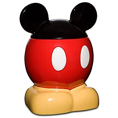 Disney Mickey Mouse Pants Cookie Jar