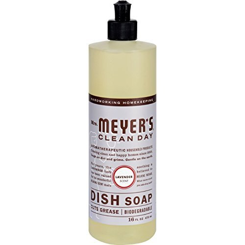 Mrs. Meyer's Clean Day Liquid Dish Soap by Mrs. Meyer's Clean Day