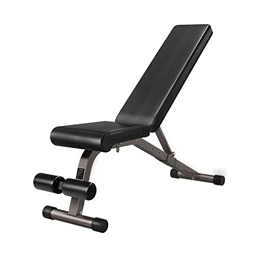 ZYX KFXL Banco Pesas Workout Bench - Dumbbell Flying Bird Bench ...