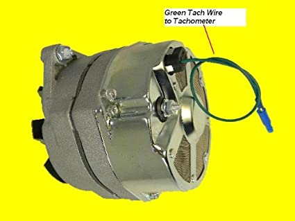 amazon com db electrical ho adr0334 with tach wire alternator for Delco Delphi Plug and Wiring image unavailable
