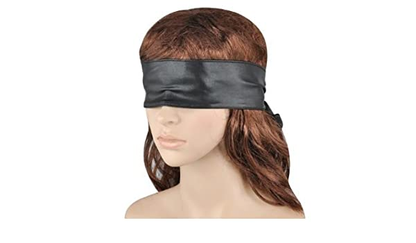 Amazon.com: SuPoo Eye Mask Eye Blindfold Cover Band Blinder for Sex: Health & Personal Care