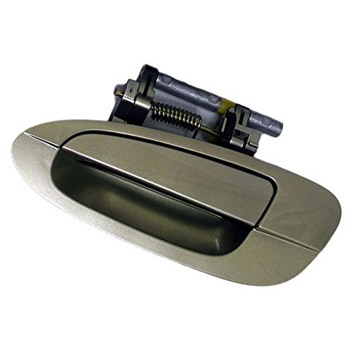 For 02-04 Nissan Altima Rear Left Outside Outer Exterior Door Handle B3773 EY1 Champagne Mist 02 03 04