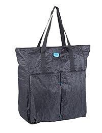 ELLE Sports Tote Bag, Black, Under Seat