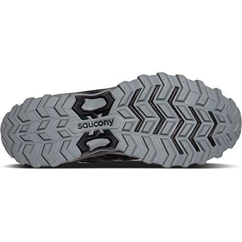 001 Chaussures Pour noir Hommes Excursions Saucony Noir Tr12 D'entranement Gtx Xrarwzq