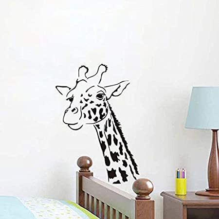 Nursery Enfants Garçons Filles Animaux Mur Meubles Autocollants Décalcomanies Chambre à coucher