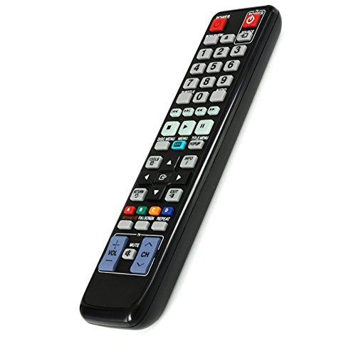 Universal Remote for Samsung Blu-Ray DVD Player BD-D5500 BD-D5700 BD-D6500 BD-E6500 BDP1590 BD-P1590 BD-P1600 BD-P3600 BD-P4600 BDD5500 BDE6500 BDP1600 BDP4600