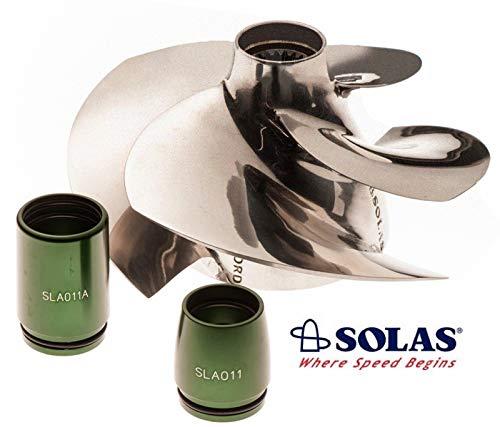 Solas Concord Impeller - Solas Concord Impeller - Pitch 10/18 SR-CD 10/18