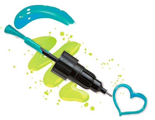 41aF24HPAVL - ALEX Spa Hot Hues Sketch It Nail Pens