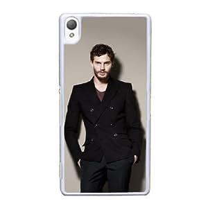 Sony Xperia Z3 Cell Phone Case White Jamie Dornan ST1YL6730579