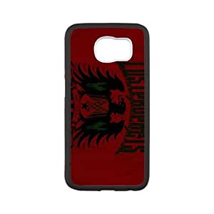 Samsung Galaxy S6 Cell Phone Case Covers White Lostprophets RAK