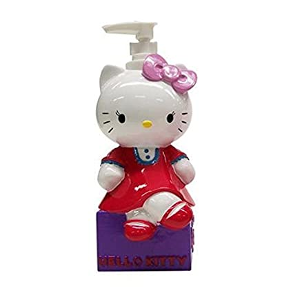 Hello Kitty Loción/dispensador de Jabón