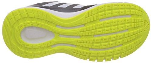 adidas PerformanceDuramo 7 - Zapatillas de Entrenamiento Niños-Niñas Multicolor (NEGBAS / FTWBLA / AMASOL)