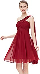 Amazon.com: Red - Bridesmaid / Wedding Party: Clothing Shoes ...