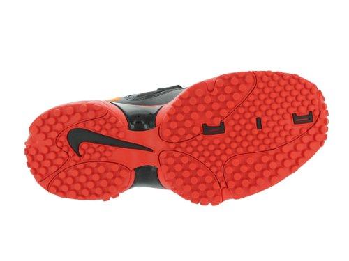Nike Mens Air Turf Raider Drk Chrcl / Ttl Orng / Drk Gry Gry / Gmm Scarpa Da Allenamento 10.5 Uomini Us
