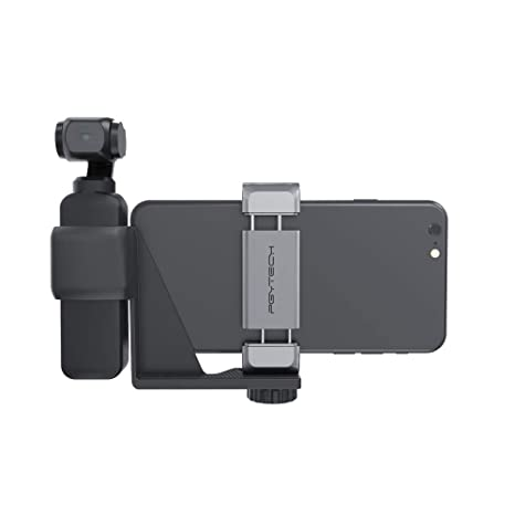 Amazon.com Honbobo Phone Holder Set Mobile Bracket Set Stand Accessories  for DJI Osmo Pocket,PGYTECH Toys \u0026 Games