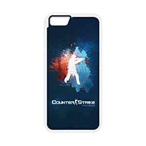 Counterstrike Global Offensive iPhone 6 Plus 5.5 Inch Cell Phone Case White custom made pgy007-9008970