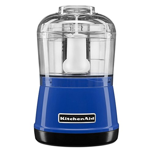Kitchenaid Kfc3511tb 3 5 Cup Food Chopper Twilight Blue