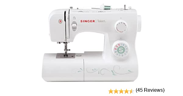 Singer 7784317798999 - Talent 3321 - máquina de Coser: Amazon.es ...