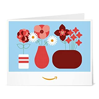 Amazon Gift Card - Print - Flowers Just Because (B01LZXSNTA) | Amazon price tracker / tracking, Amazon price history charts, Amazon price watches, Amazon price drop alerts
