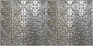 10 2 x 4 Sheets of Tin Ceilings 0602 80 sq.ft. 6 Decorative Victorian Design