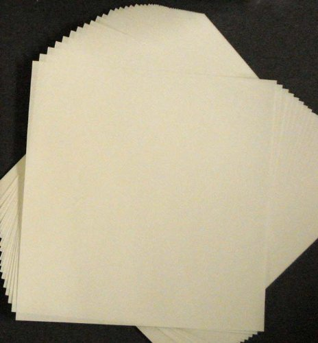 Origami Paper, 50 sheets solid White #N8300