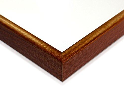 Premium York Cherry Wood Decor - Aluminum Poster / Print Frame (Size: 27
