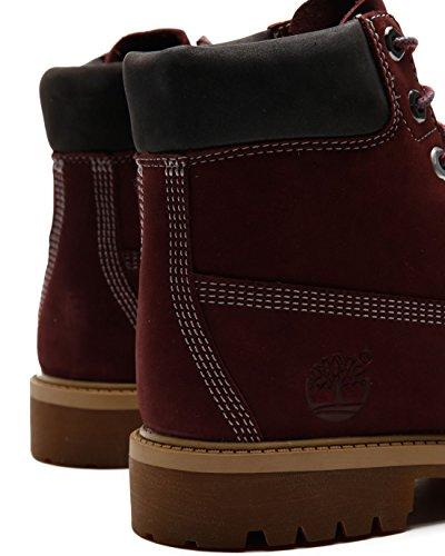 Timberland 6 In De Klassieke Boot Ftc_6 In Premium Wp Boot 14749, Unisex-kinder Stiefel Bordeaux