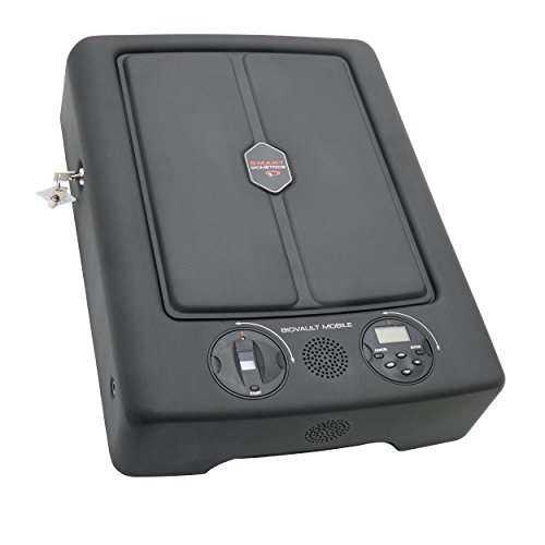 Large Heavy Metal Gun and Jewelry Safe with Latest Generation Biometric Finger Print Lock and LED Backlight Control Panel