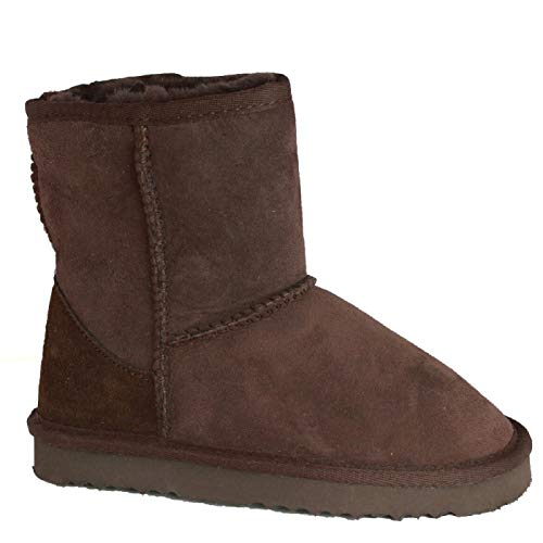 2e79ffa8f Eastern Counties Leather - Botas de Piel de Oveja Modelo Charlie para niños   Amazon.es  Zapatos y complementos