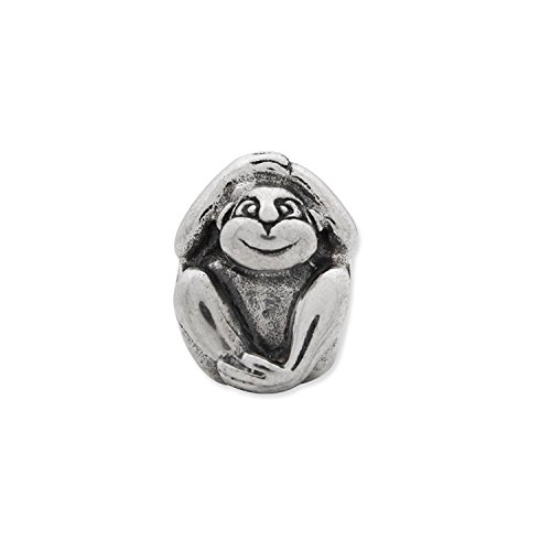Sterling Silver Reflections Monkey - 7