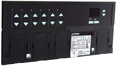 Lutron QSGRJ-6P Electrical Distribution - Grafik Eye