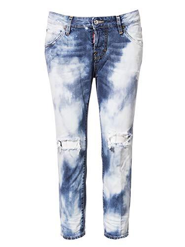 Dsquared2 Femme S72LA0926S30309470 Multicolore Denim Jeans