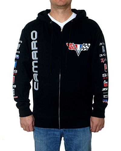 Price comparison product image Chevy Camaro Collage Hoodie (Medium)
