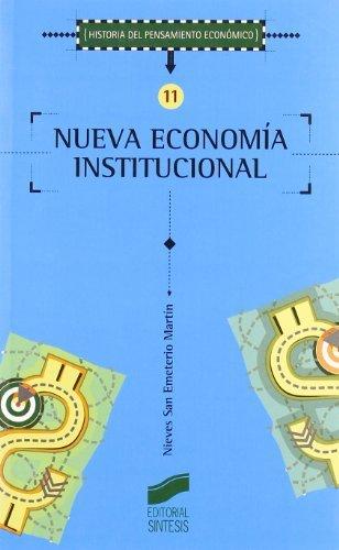 Nueva Economía Institucional (Historia del pensamiento económico)
